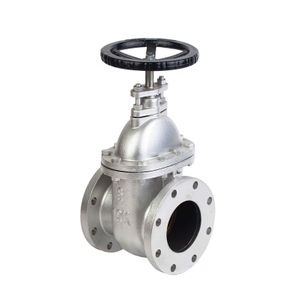 6 Cast Iron Non-rising Gate Valve-JIS 10K